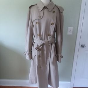 Vintage classic Burberry trench coat